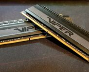 Recenze: Patriot Viper 4 64GB (2x32GB) DDR4 3600MHz Blackout Edition