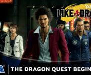 Yakuza: Like a Dragon - The Quest Begins trailer