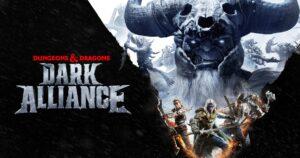 Dungeons & Dragons Dark Alliance Steelbook Edition